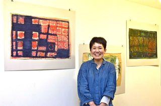 生命力を宿す動物たち 諸江和美さん作品展