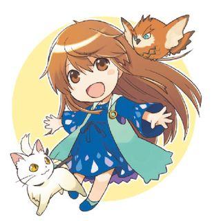 青い鳥文庫 妖界ナビ☆ルナ(11)少女の名前「少女の名前」