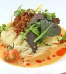 レシピ「冷やし豆乳坦々麺(たんたんめん)」