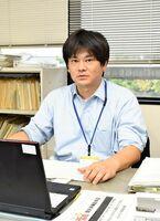 基山町役場を退職し、JICAの企画調査員としてマラウイに赴任する寺﨑一生さん
