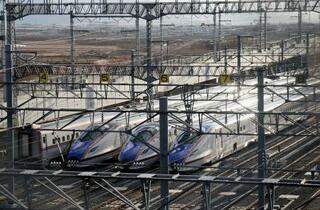 北陸新幹線、3月14日全面復旧