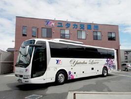 大阪と伊万里、唐津を結ぶ夜行高速バス「ユタカライナー」