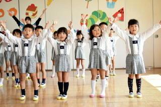 【動画】鍋島幼稚園 まつ組(年長)