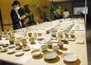 「肥前窯業圏」豆皿など400点 福岡市で「うつわ」展