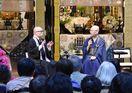 現代社会の仏教役割語る 宗教学者の釈さんが講演