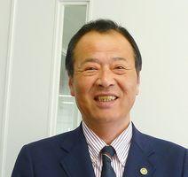 山崎信二・唐津観光協会長