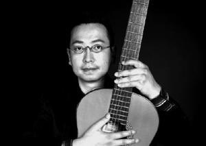 ギタリストの樺澤充郎さん