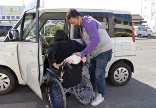 <地域と交通・第4章「住民組織・NPO」>(4)「在宅」を目指して 介護と交通、連携不可欠