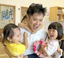 〈この人キラリ〉竹内陽慶さん(小城市) 保育園運営の夢を…