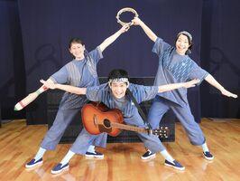 劇団風の子九州のメンバー(提供写真)