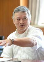 「玄起海」会長の溝上孝利さん