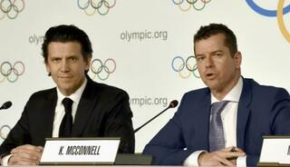IOC、東京五輪会場確保に自信