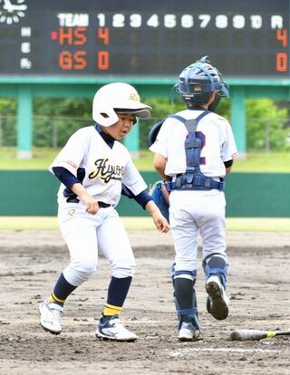 兵庫少年など3回戦へ 高円宮賜杯第41回全日本学童軟式野球佐賀県大会第3日