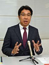 武雄市長再選・小松氏に聞く 新幹…