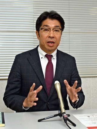 武雄市長再選・小松氏に聞く 新幹線開業へ準備急ぐ