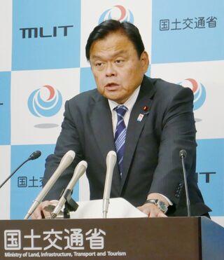 <新幹線長崎ルート>整備方式見直し 国交省、県に回答「フル規格前提とせず」