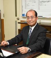 野口敏雄・上峰町教育長