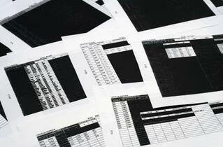 政府提出の推薦名簿、6割黒塗り