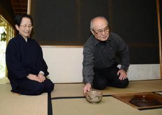 =わが家の器ものがたり=(8) 原田洋さん(74)唐津市