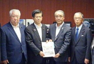 リレー方式の固定化回避を 国交相に長崎県知事