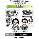 安保法、改憲で対立鮮明 希望の党代表選告示
