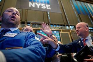 NY株、2日連続で終値最高値