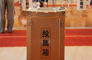<参院選>佐賀選挙区投票率25.69%(午後7時30分現在)