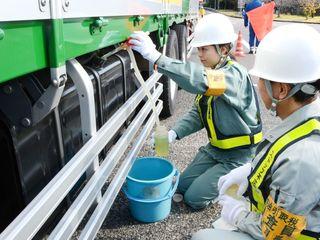 県、不正軽油の抜き打ち調査