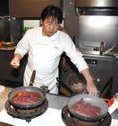 地元食材で地域づくりを 奥田シェフ伝授