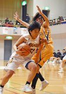 バスケット競技の発展を 第1回県フェス熱戦