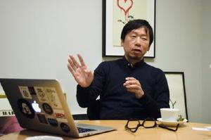 武雄市出身の映像ディレクター小島淳二さん