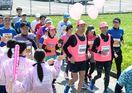 <さが桜マラソン>ペースランナー、記録更新を後押し