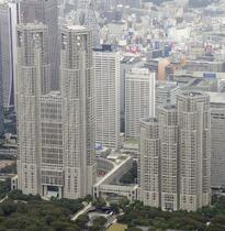 東京、759人感染10人死亡