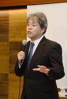 菅政権の今後を展望 政治評論家・有馬氏が講演