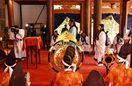 多久聖廟「秋季釈菜」 2年ぶり雅楽演奏
