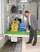 吉野ヶ里町の小水力発電、来月9日…