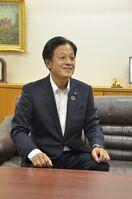 <ロビー>九州電力佐賀支店長 田中徹氏(57)