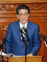 首相、桜見る会招待漏れ数示さず