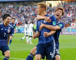 W杯、日本はセネガルと分ける