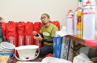 <ニュースこの人>西九州大の被災地支援グループ代表 岡部由紀夫さん