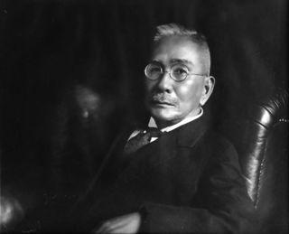 さが偉人ひと紀行(13)藤山雷太(1863―1938)