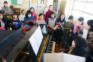 佐賀のニュース 小学生の詩にメロディー 佐賀の作曲家たちコンサート
