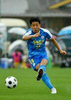 J2新潟への来季加入が内定した佐賀東3年のMF吉田陣平