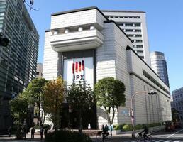 東京証券取引所=2019年11月、東京都中央区