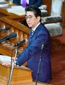 首相、「桜見る会」の私物化否定