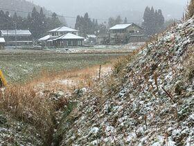 佐賀県内、積雪の恐れ 17~18…