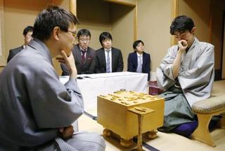 将棋、中村が初タイトル獲得