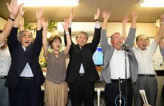 玄海町長選 脇山氏が初当選