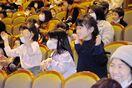 学校生活のルール学ぶ 佐賀市でご入学おめでとう大会