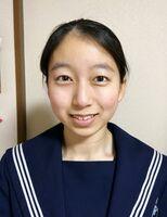 3月20日に東京で開かれる「NHKのど自慢チャンピオン大会2020」に出演する黒田珠衣さん